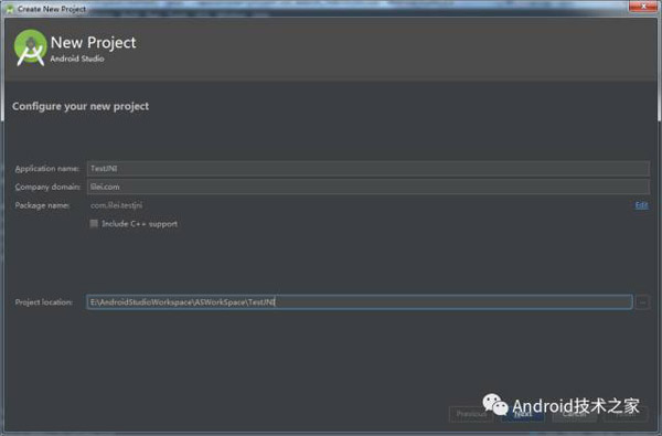 Android Studio jni开发